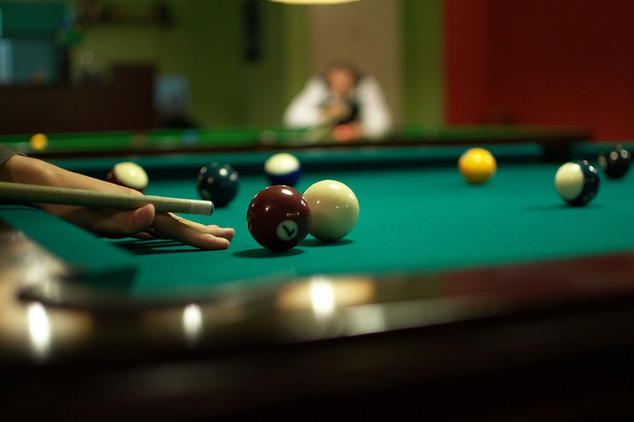 How to Replace Pool Table Pockets 2