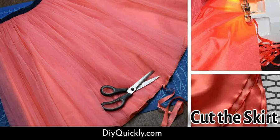 Cut the Skirt