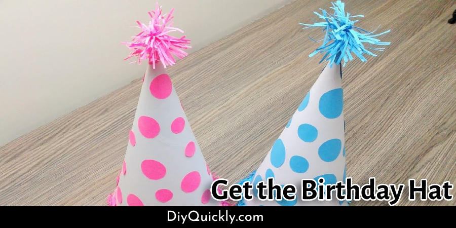 Get the Birthday Hat