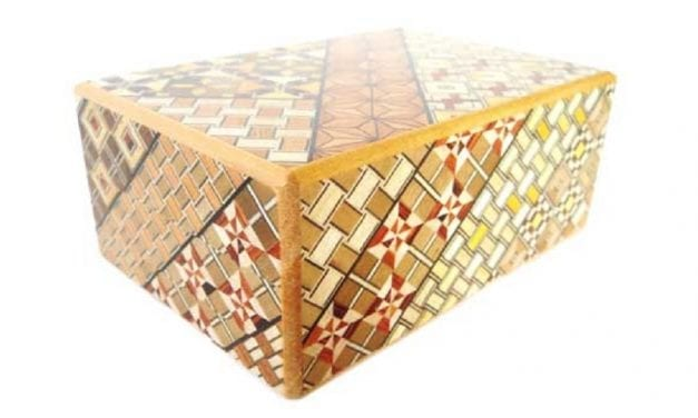 How to Make a Puzzle Box Out of Cardboard