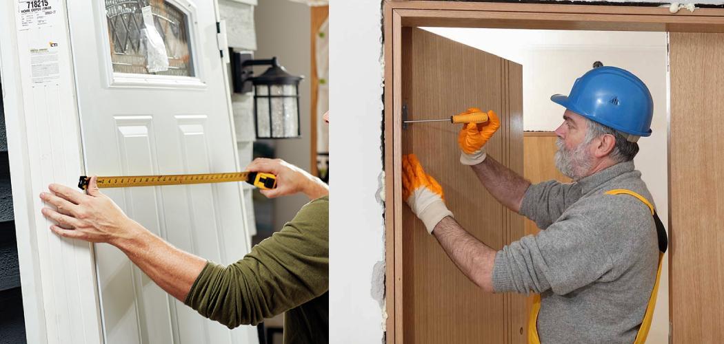 How to Remove Door Stop Molding