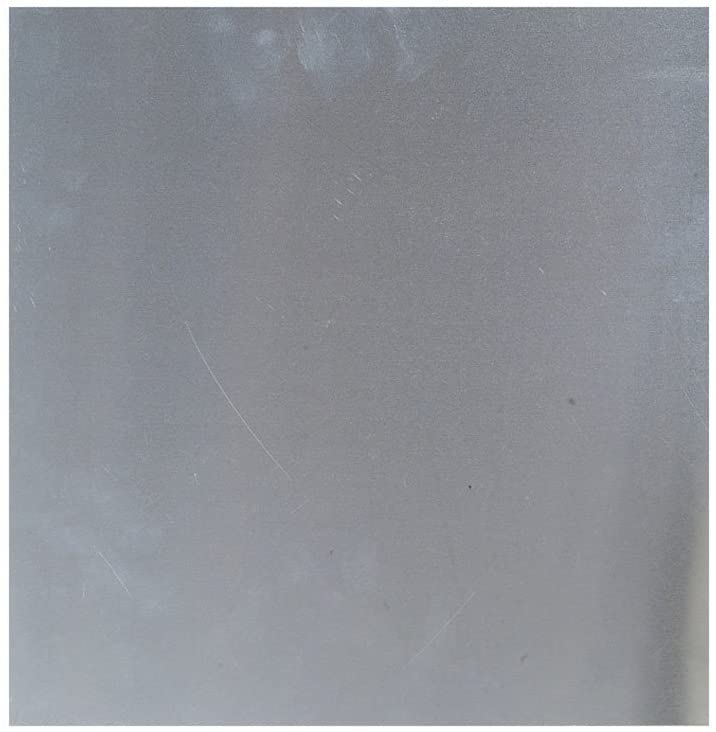 """M-D Building Products 57794 2 3-Feet .019-Inch Thick Plain Aluminum Sheet, 24"""" x 36"""", Mill"""