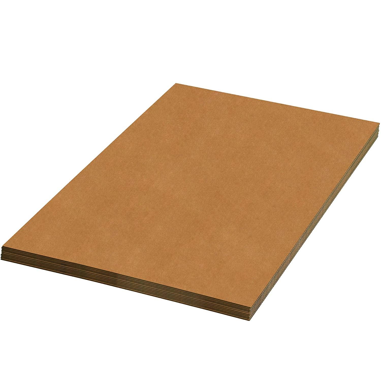 Corrugated Cardboard ,Kraft Brown,