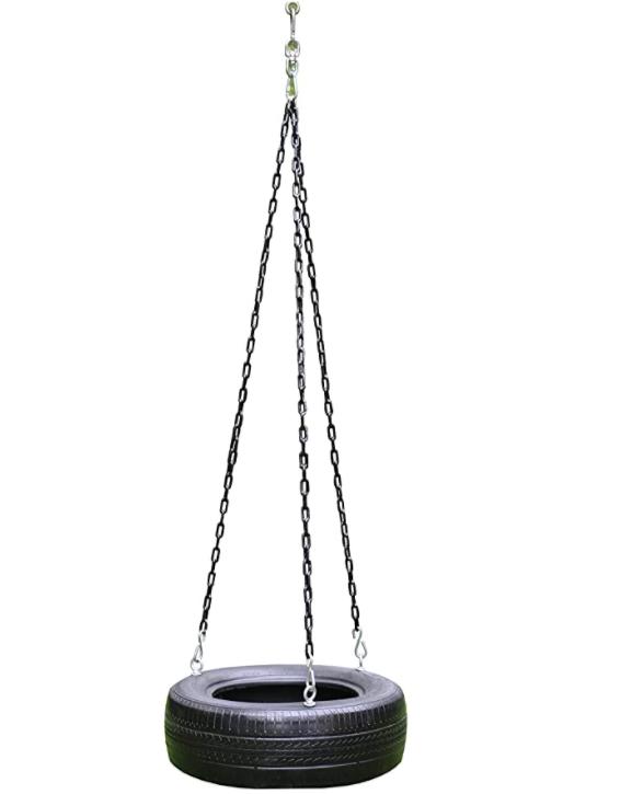 M & M Sales Enterprises Treadz Traditional Tire Swing