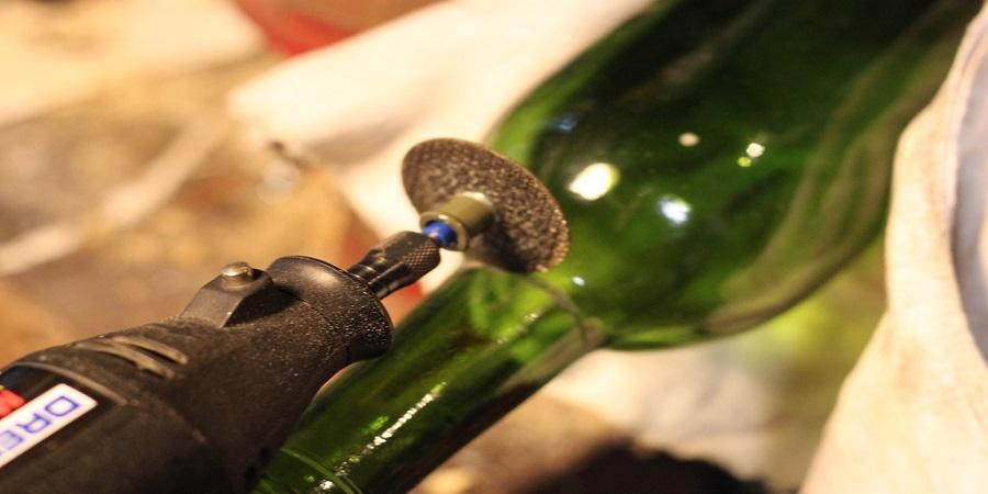 Make Hole on Bottle
