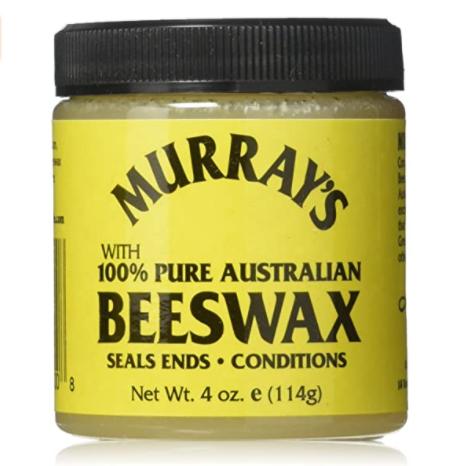 Murrays Beeswax 4 Ounce Jar