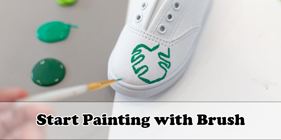 Start Painting with Brush