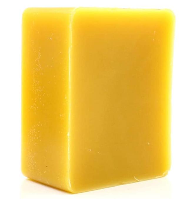 TooGet Pure Yellow Beeswax Blocks - 100% Natural Beeswax Bars