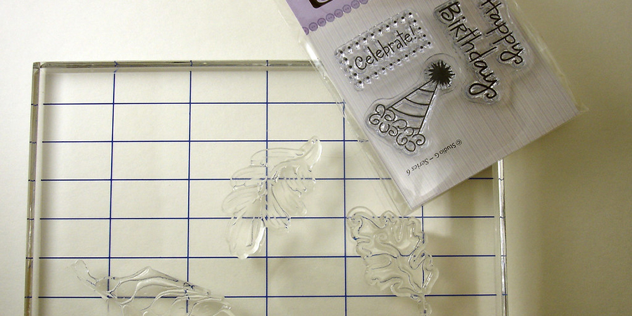 Use Clear Stamps Without Acrylic Block 2