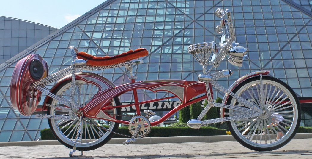 How to Make a Lowrider Bicycle