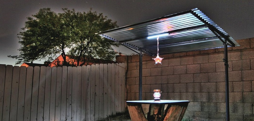 How To Make Solar Lights At Home
