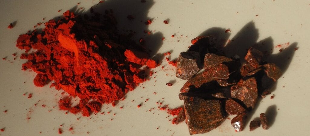 Red Dragon's Blood Resin