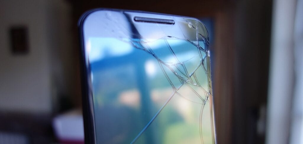 How To Fix Hairline Cracks In Phone Screen