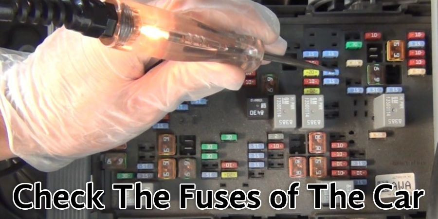 Check The Fuses On Your Car