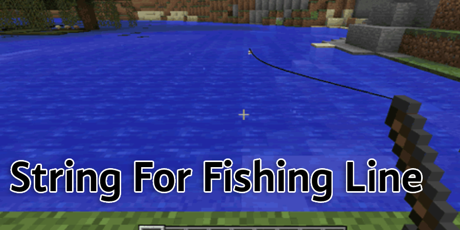 String For Fishing Line