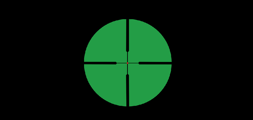 How to Fix a Scope Crosshair