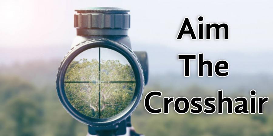 Aim The Crosshair