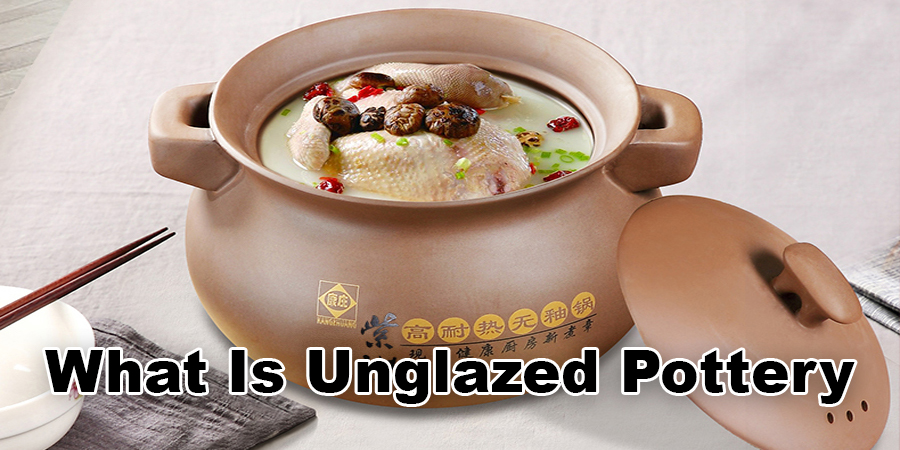 What Is Unglazed Pottery
