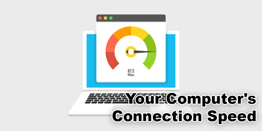 Your Computer's Connection Speed
