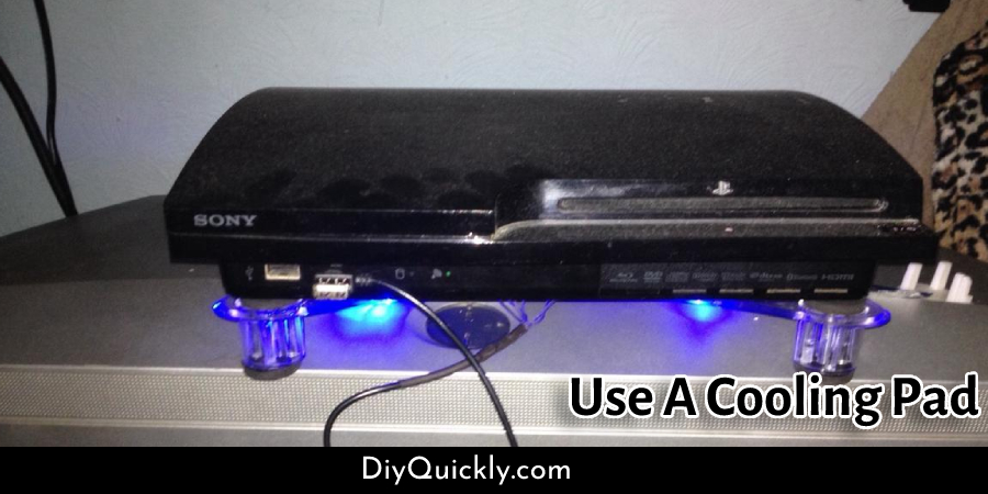 Use A Cooling Pad