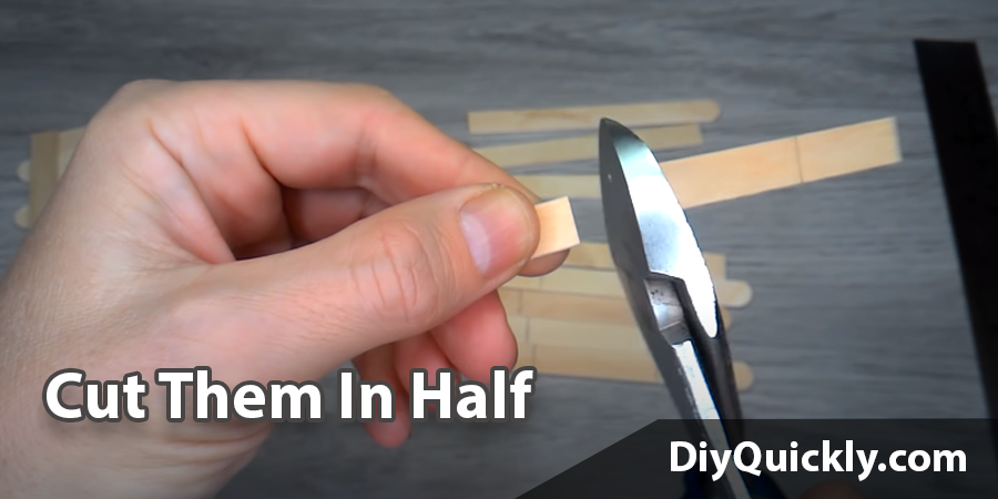 Cut Them In Half