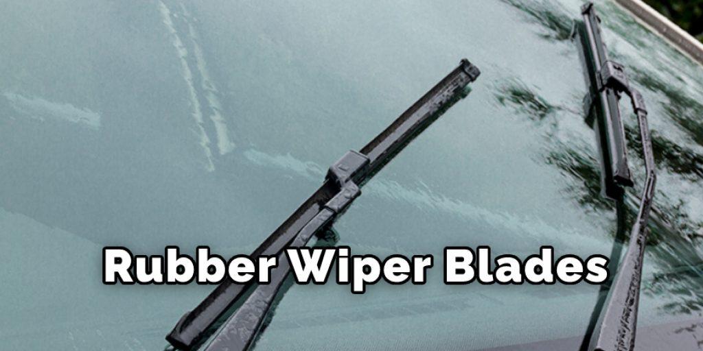 Rubber Wiper Blades