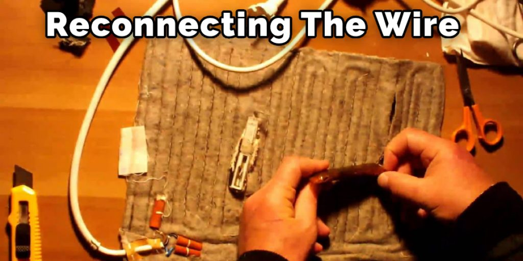 Reconneting The Wire