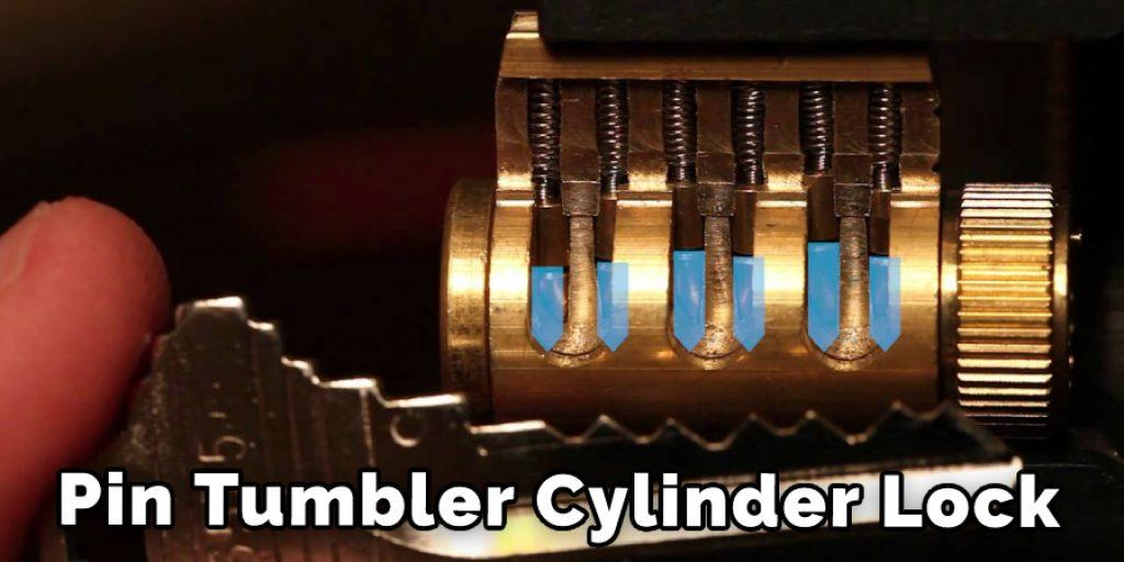 Pin Tumbler Cylinder Lock