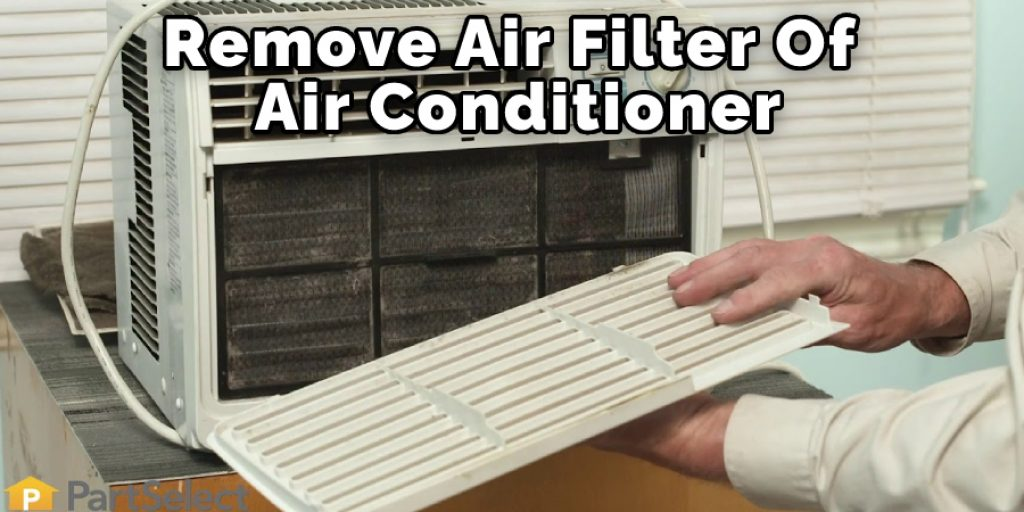 Remove Air Filter