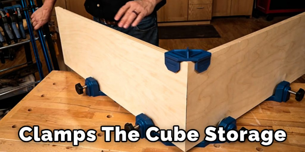 Clumps The Cube Storage