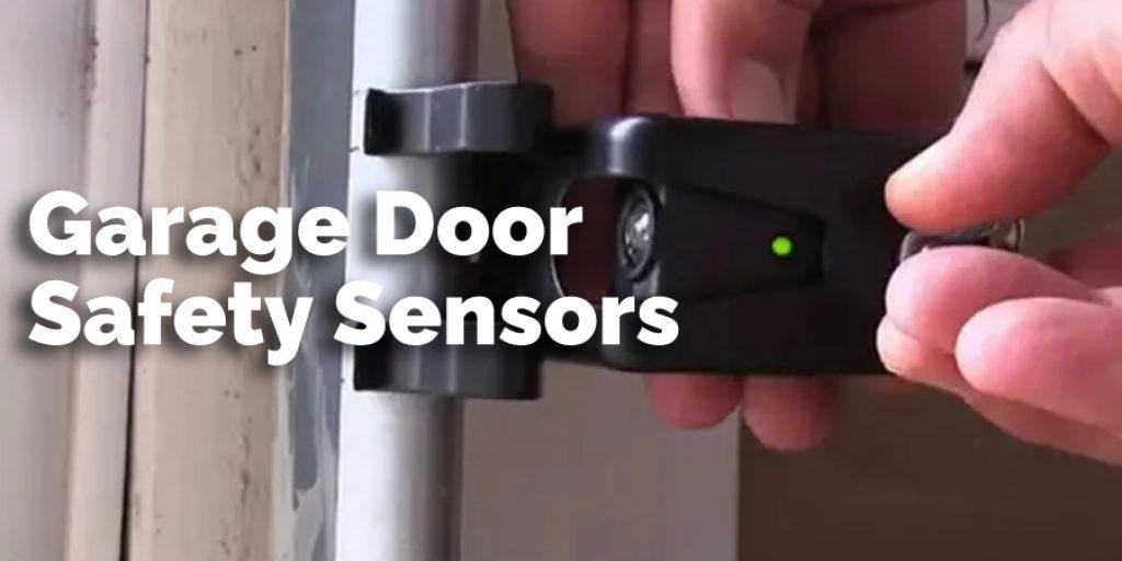 Garage Door Safety Sensors