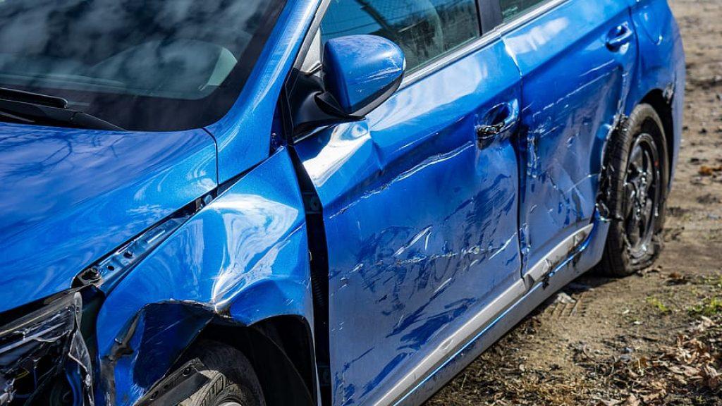 How to Fix a Bent Car Door Frame