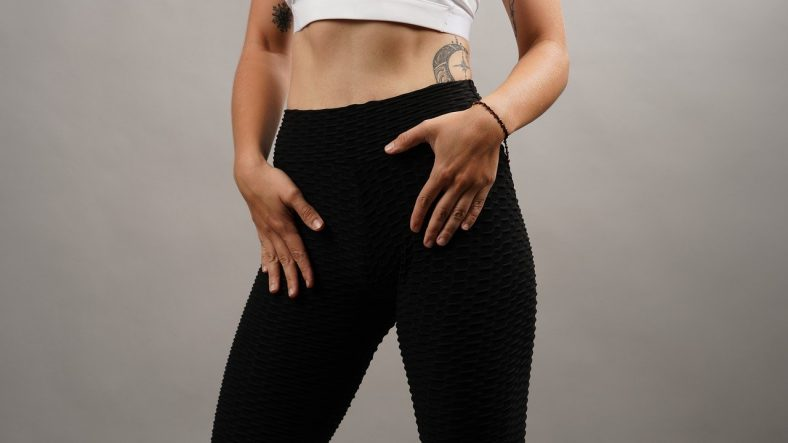 How to Fix a Hole in Yoga Pants