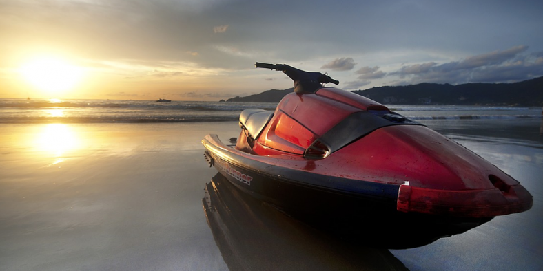How to Restore Faded Jet Ski