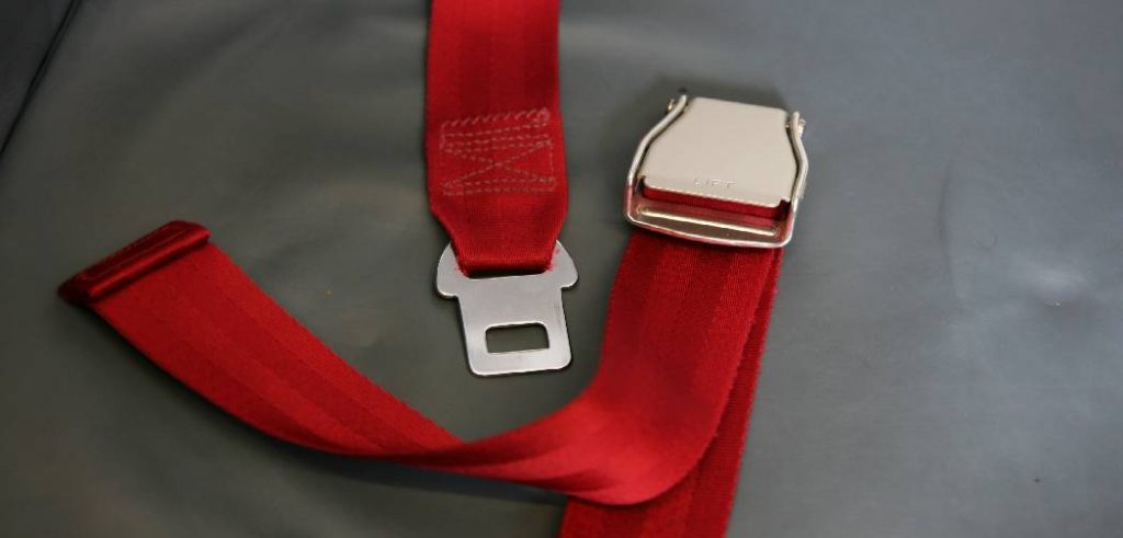 How to Fix a Torn Seat Belt