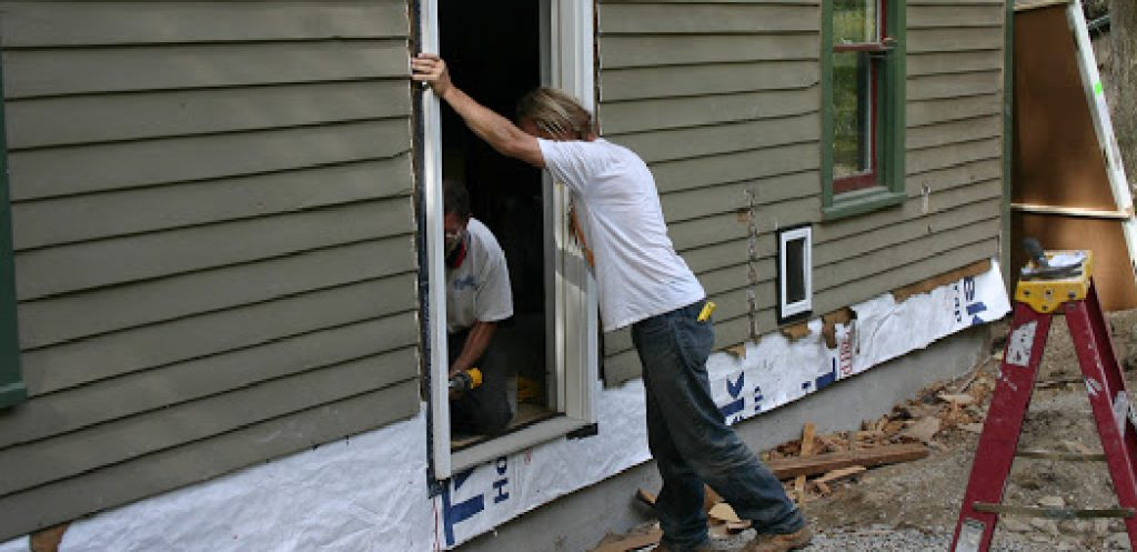 How to Replace a Steel Door Frame in Masonry
