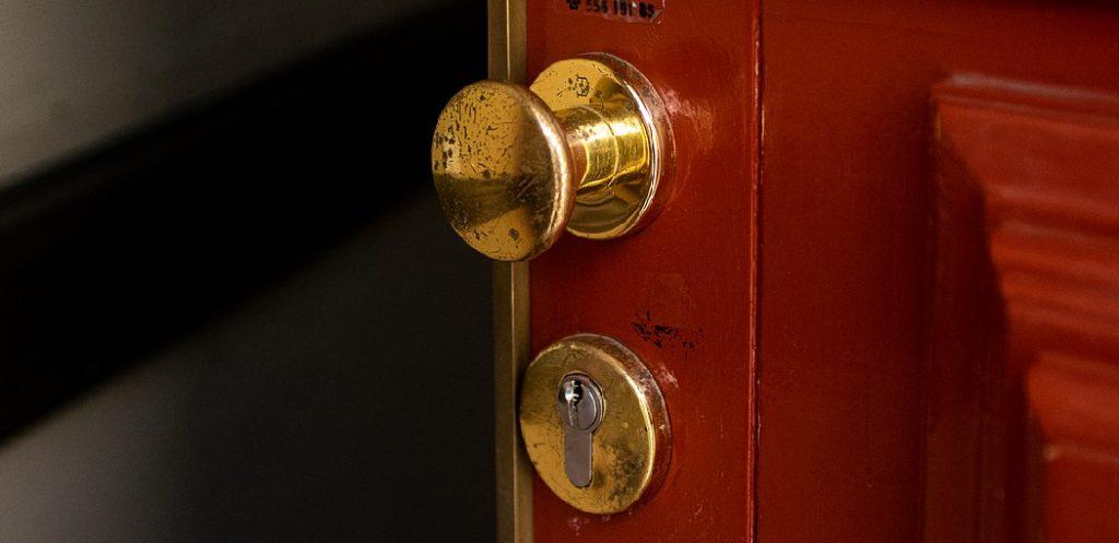 How to Make Door Knob Hole Smaller
