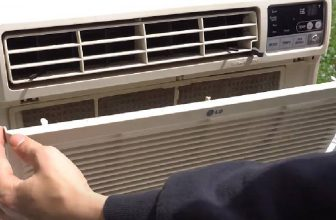 Remove Front Cover Lg Air Conditioner
