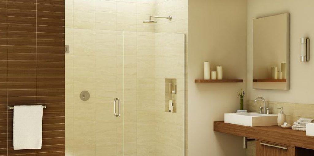 How to Fix Continuous Hinge Shower Door