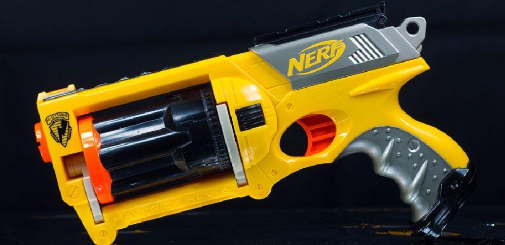 How to Fix a Nerf Gun That Won't Shoot