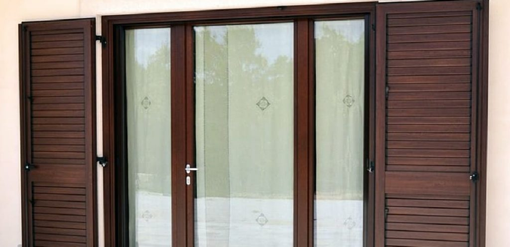 How to Remove Stationary Sliding Glass Door