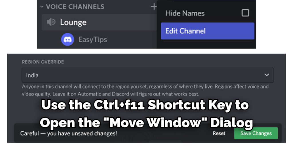 Precautions While Fixing Discord Ice Checking