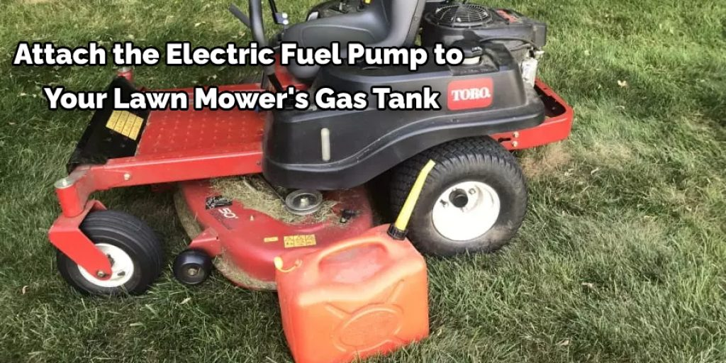 12 Ways on How to Drain Gas From Lawn Mower Without Siphon