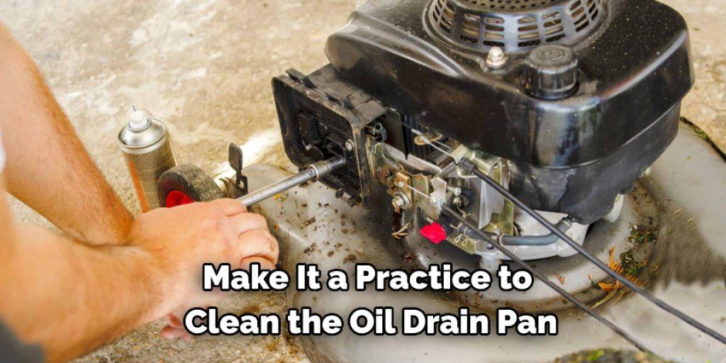 5 Tips to Prevent Oil Leak in Lawn Mower