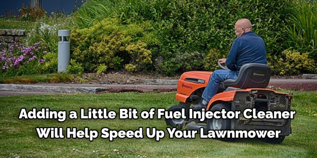 8 Methods on How to Make a Lawn Mower Go Faster