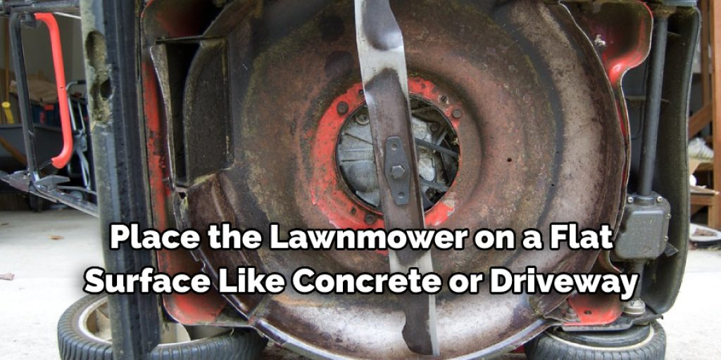 Stepwise Guide on How to Sharpen Manual Lawn Mower Blades