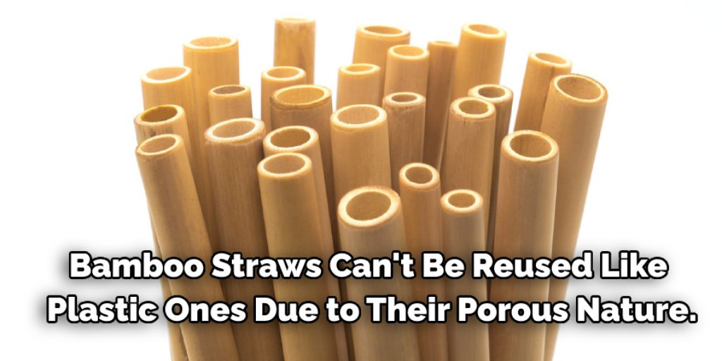 Can Bamboo Straws Be Reused