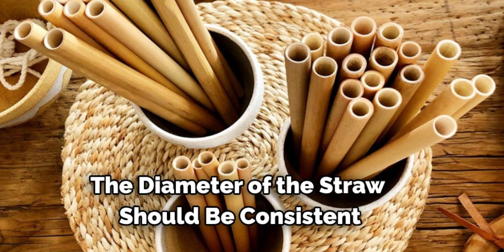 How To Identify Quality Bamboo Straws