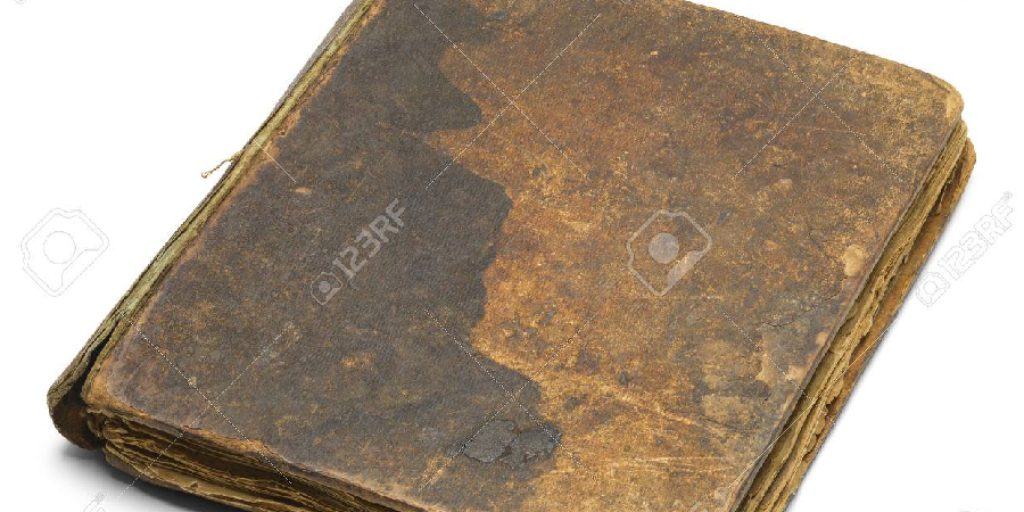 How to Fix a Dried Water Damaged Book
