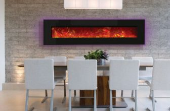 How to Install Electric Fireplace in Wall